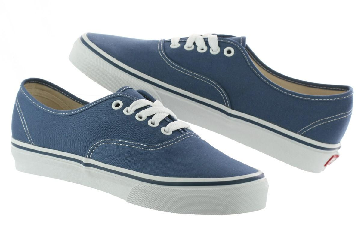 NEW VANS Authentic Shoes Men/ Women Canvas Sneakers VN000EE3NVY ...
