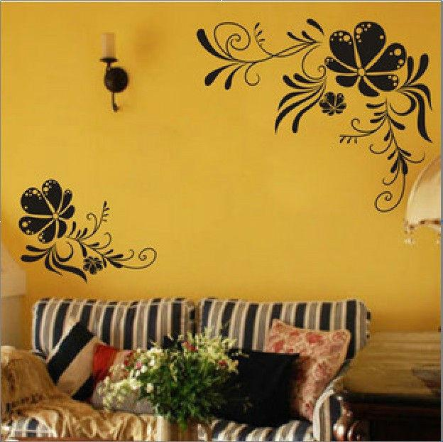 Modern Home House Wall Decor Vinyl Decal Removable Art Pattern DIY ...