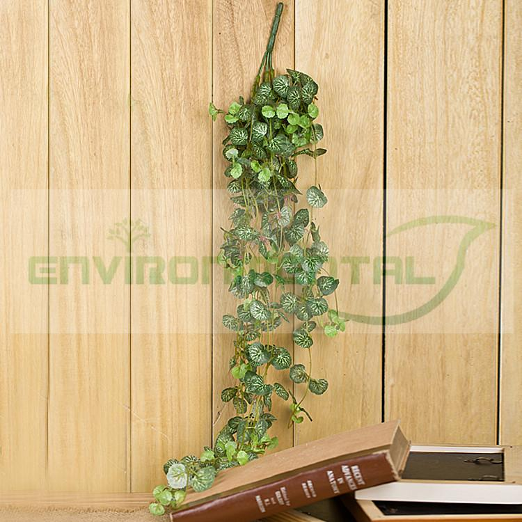 Vine Leafs Trees Artificial Fake Plants Plastic Home